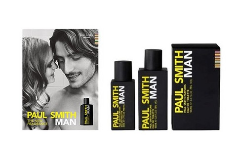 Lancement du parfum , Paul Smith Man